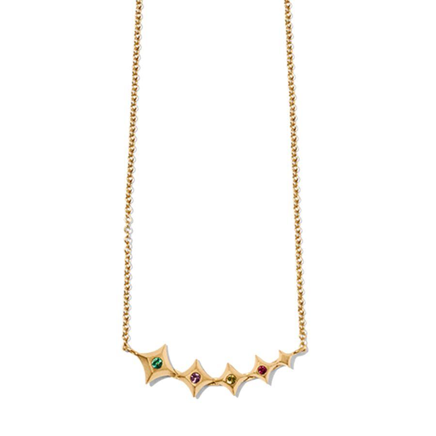 MISS NOVA gold sapphire