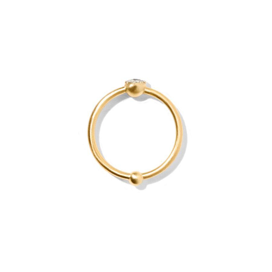 MISS ROSEL gold diamond sapphire