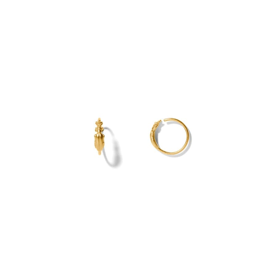 MISS EVETT ONE gold </p> ideal for helix piercings