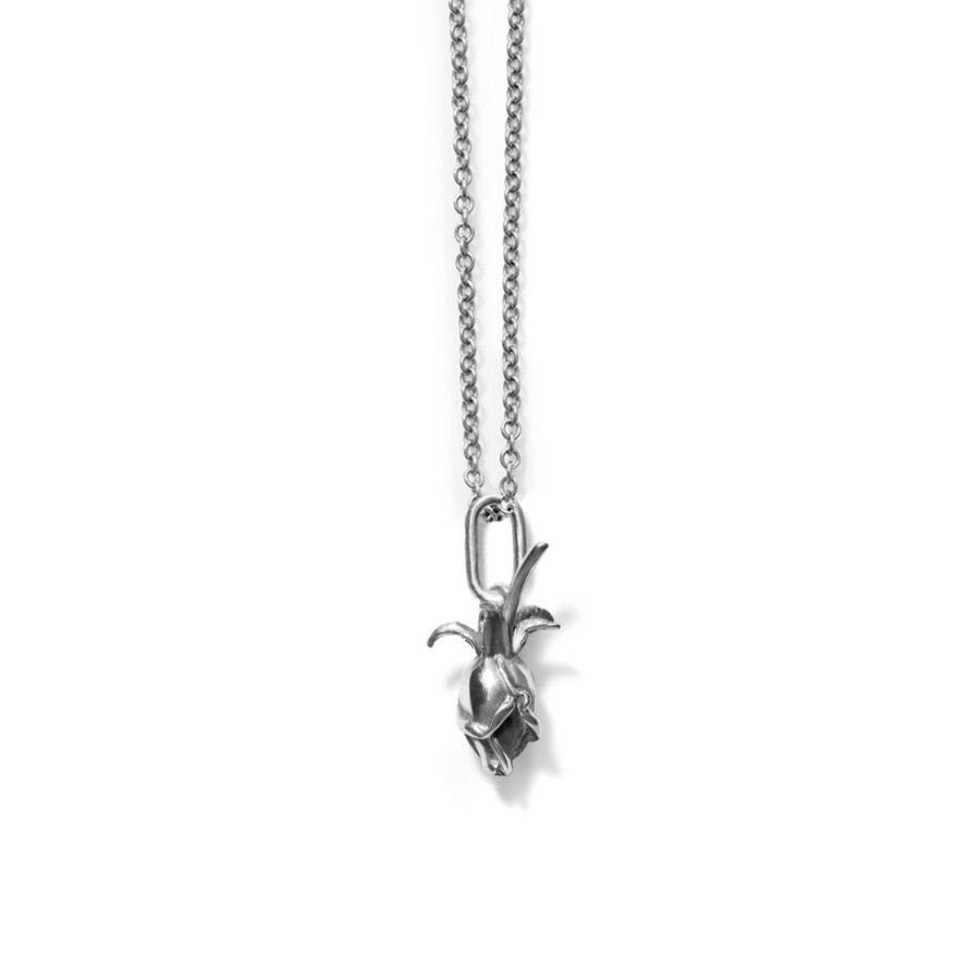 MISS PROSE grey (oval) </br></br> for necklaces