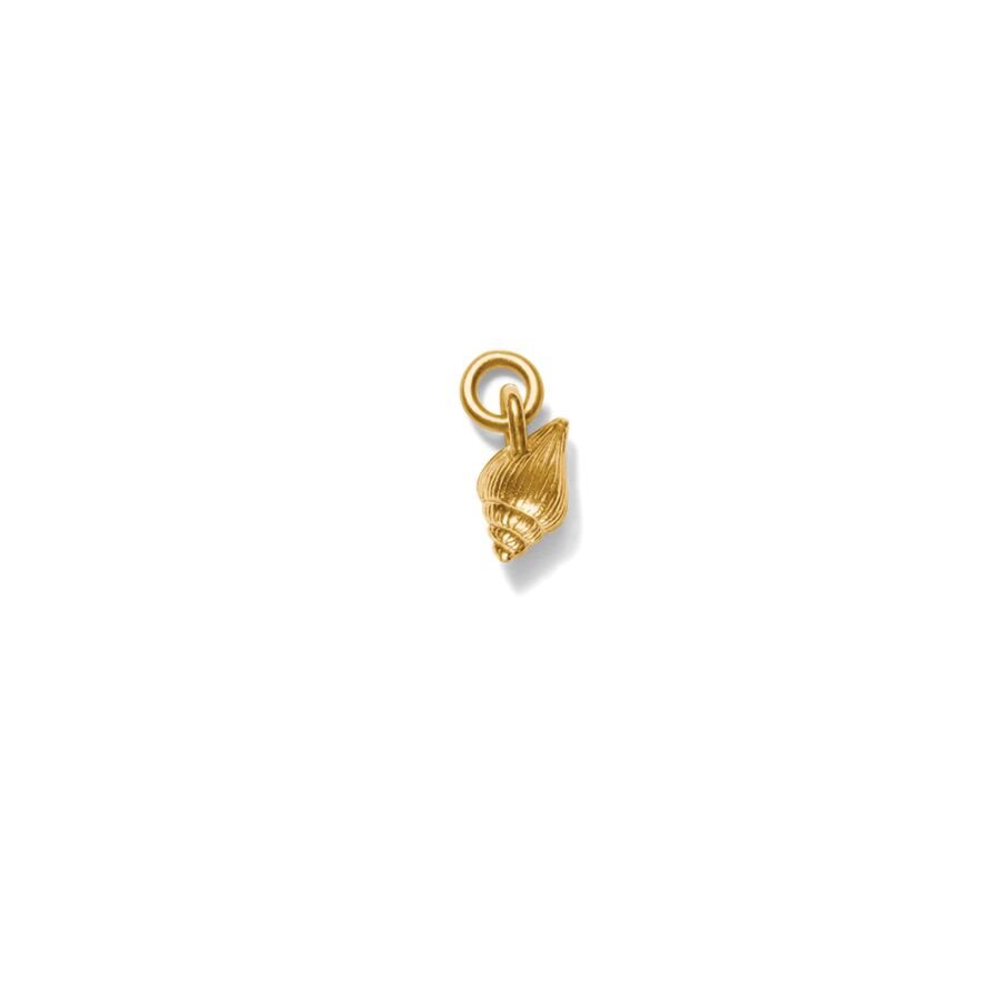 MISS PALVI gold (round) </p> til øreringe