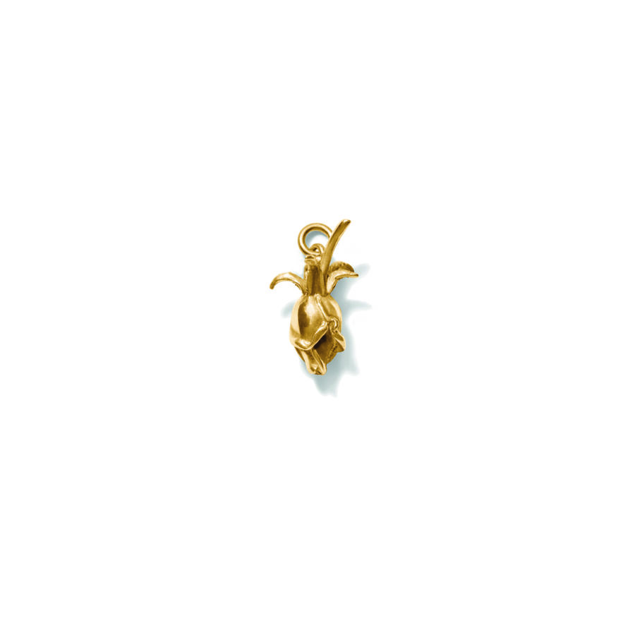 MISS PROSE gold (round) </p> til øreringe
