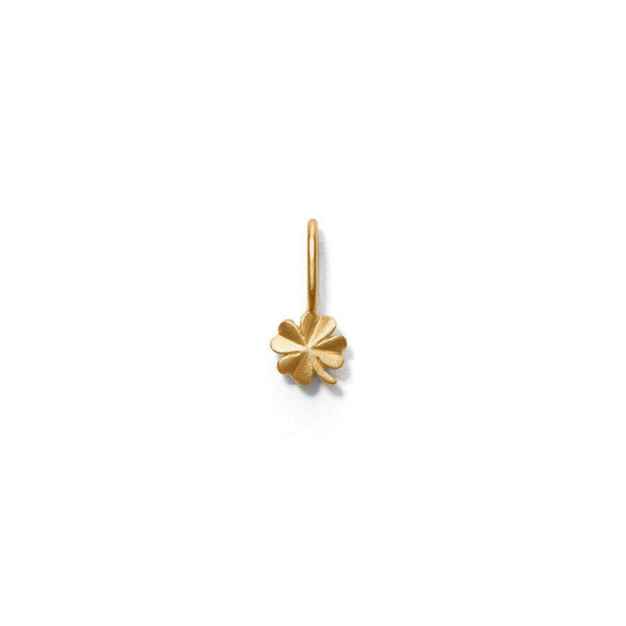 MISS PAGORIA gold (oval) </br></br> til halskæder