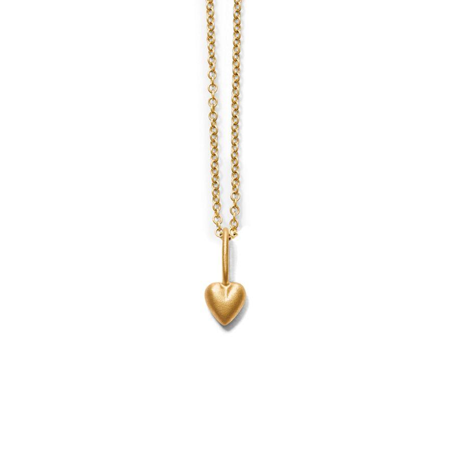 MISS PALORI gold (oval) </br></br> til halskæder