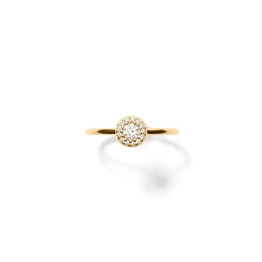 MISS ROSEL ONE gold diamond