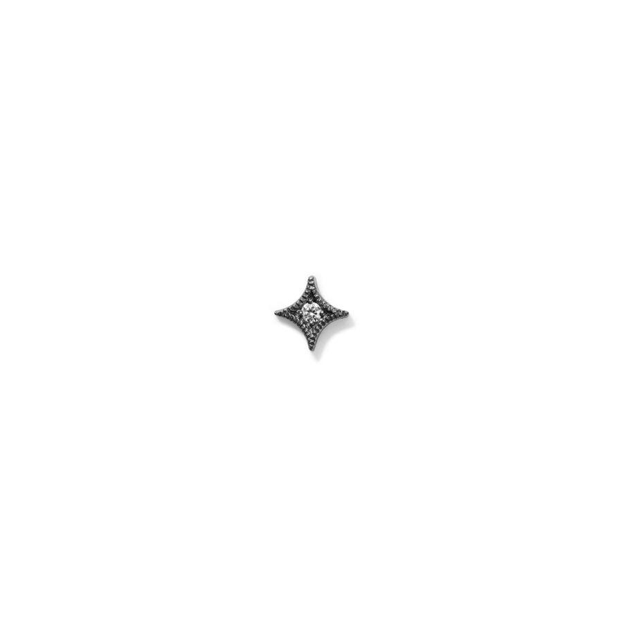 MISS ESTY TWO grey diamond